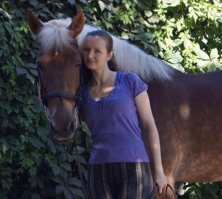 Мечта - лошадь для иппотерапии